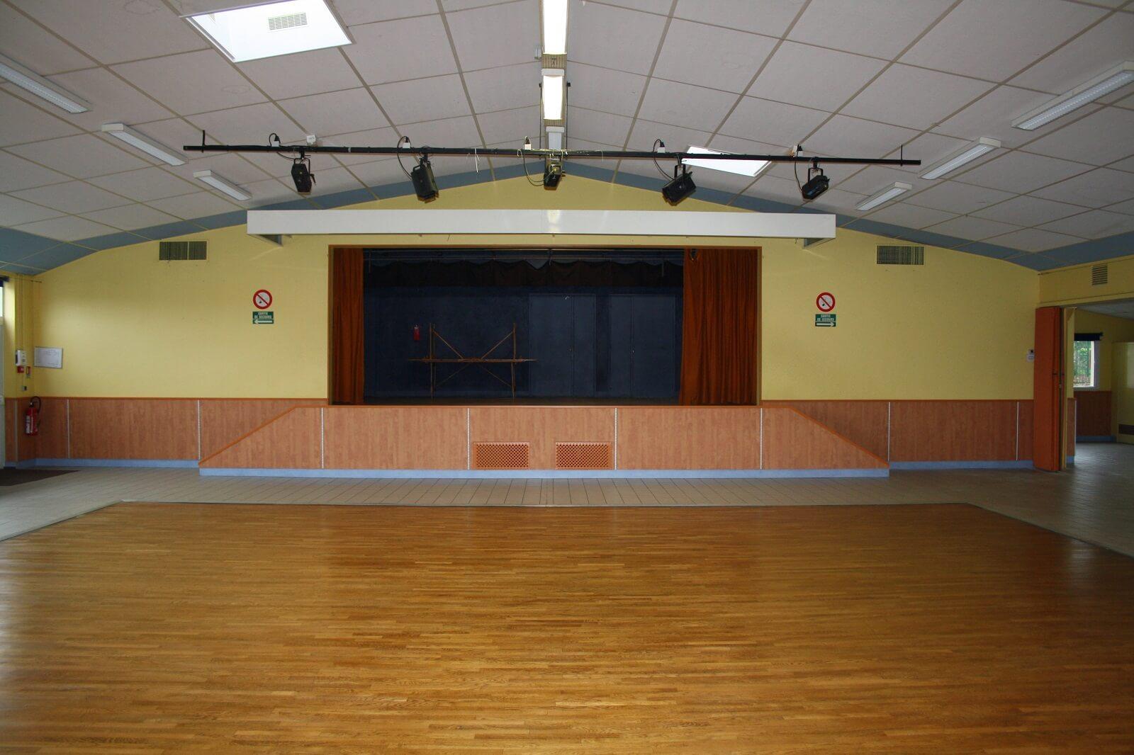 Salle Des Fetes De Cheux Commune Nouvelle Thue Et Mue