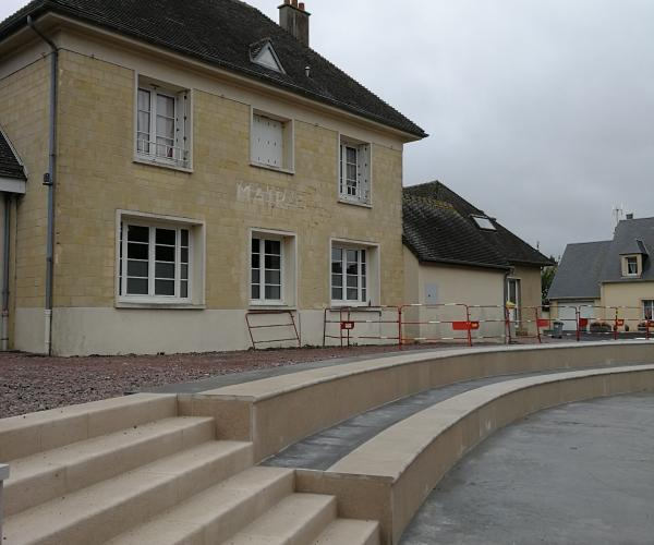 Place Courteheuse